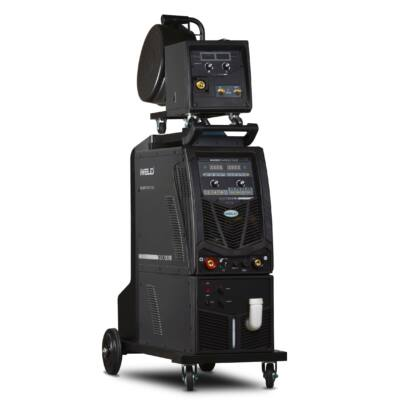 Iweld MIG 500 IGBT DIGITAL DOUBLE PULSE