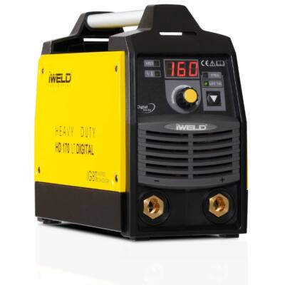 IWELD HD 170 LT DIGITAL Hegesztő inverter (kofferben)