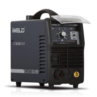 IWELD CUT 50 CNC PILOT plazmavágó inverter