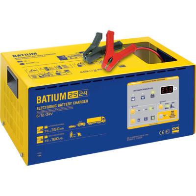 Gys Batium 25/24 automata akkumulátortöltő