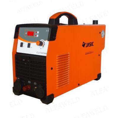 Jasic CUT80 (L205) inverteres plazmavágó+P80 munkakábel