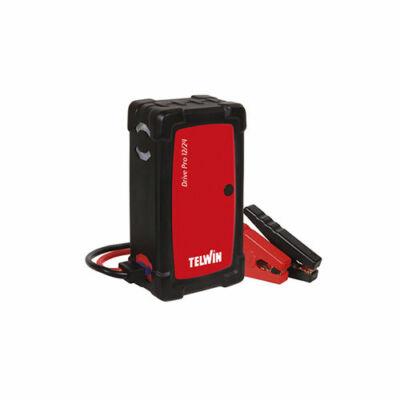 Telwin Drive Pro 12/24 indító és power bank