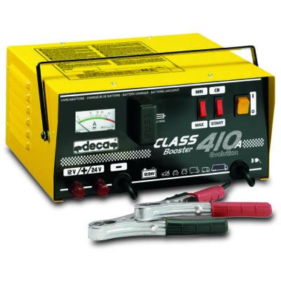 Deca Class Booster 410A Töltő-Indító