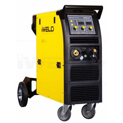 Iweld Mig 251 inverteres fogyóelektródás és elektródás /MMA/ hegesztőgép