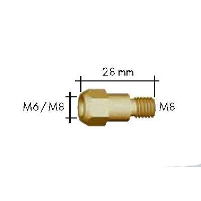 Binzel közdarab mb-36 M8 142.0020