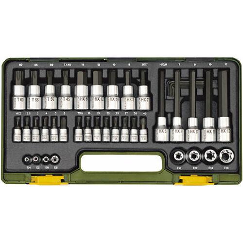 Proxxon 41 R Torx-Imbusz készlet 23290