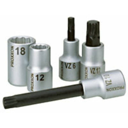 """Proxxon 1/2"""" Dugókulcs XZN VZ6 55mm 23319"""